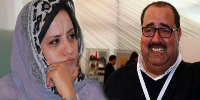 Hasna Abouzaïd au coeur d'une polémique Lachgar-Ben Abdekader