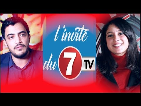 Interview : Driss Sandabad dans l'invité du 7 !