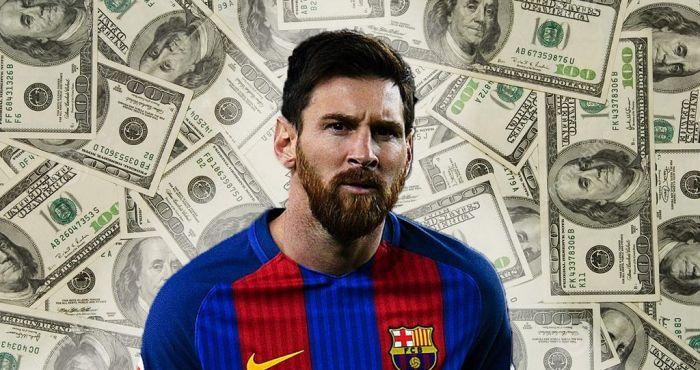 Après Cristiano Ronaldo, Lionel Messi devient le deuxième milliardaire du foot — Economie