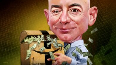 Photo of Économie : Jeff Bezos cède son poste de PDG d'Amazon !