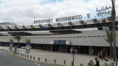 Photo of Aéroport Mohammed V : Les vols internationaux transférés du Terminal 2 au Terminal 1 !